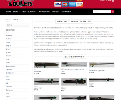 Bayonets and Bullets