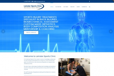 Leinster Sports Clinic